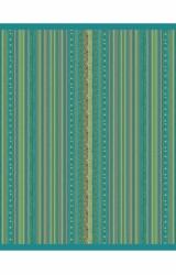 Bassetti-Tagesdecke-Cervino-Satin-blau