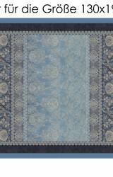 Bassetti-Plaid-Gran-Paradiso-Satin-blau