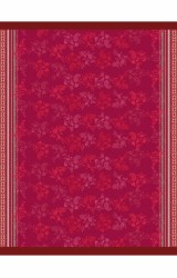 Bassetti-Tagesdecke-Monte-Rosa-Satin-rot