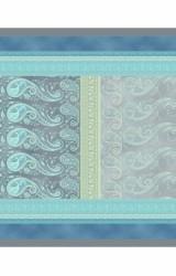 Bassetti-Plaid-Scauri-Satin-blau-grau