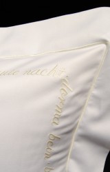 Christian-Fischbacher-Bettwäsche-Luxury-Nights-Sweet-Dreams-creme-weiß-Satin