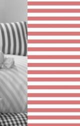 Vichy-Bettwäsche-rot-Classic-Stripes-small