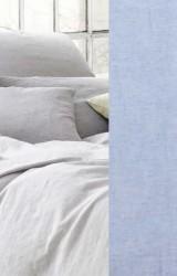 Elegante-Bettwäsche-Breeze-Leinen-hellblau