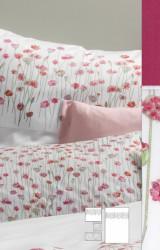 Graser-Bettwäsche-Sea-Pink-Des.-1-Feinsatin-beaujolais