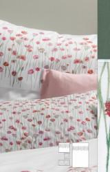 Graser-Bettwäsche-Sea-Pink-Des.-1-Feinsatin-alpingrün