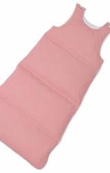 Hanskruchen-Daunen-Babyschlafsack-Rosa