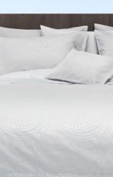 Zimmer-&-Rohde-Satin-Jacquard-Bettwäsche-Curve-gris