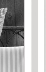 Vichy-Bettwäsche-grau-Classic-Stripes