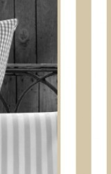 Vichy-Bettwäsche-ocker-Classic-Stripes