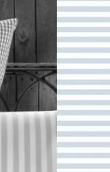 Vichy-Bettwäsche-bleu-Classic-Stripes-Small