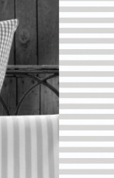 Vichy-Bettwäsche-grau-Classic-Stripes-small