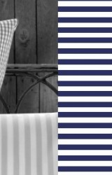 Vichy-Bettwäsche-marine-blau-Classic-Stripes-small