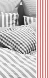 Vichy-Bettwäsche-Classic-Stripes-small-rot-Mako-Perkal