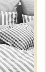 Vichy-Bettwäsche-Classic-Stripes-sand-Mako-Perkal