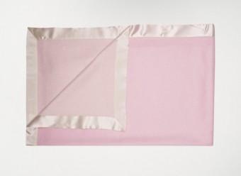 Begg-Kashmir-Plaid-Arran-Babydecke-White-Light-Pink