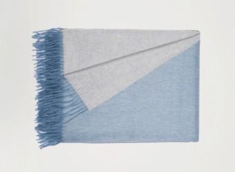 Begg-Kashmir-Plaid-Arran-Reversible-Bluejean-Silver