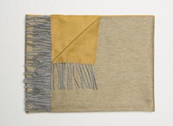 Begg-Kashmir-Plaid-Arran-Reversible-Flannel-French-Gold