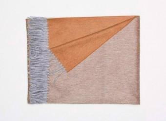 Begg-Kashmir-Plaid-Arran-Reversible-Flannel-Rust