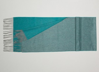 Begg-Kashmir-Plaid-Arran-Reversible-Flannel-Teal