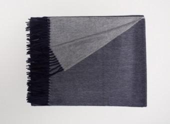 Begg-Kashmir-Plaid-Arran-Reversible-Navy-Grey