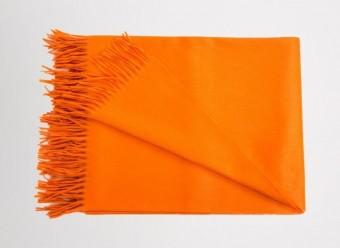 Begg-Kashmir-Plaid-Arran-Uni-Orange