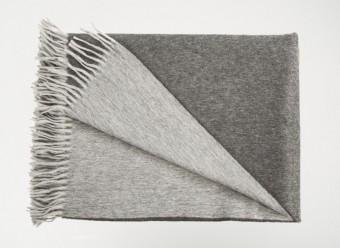 Begg-Plaid-Jura-Reversible-Flannel-Dark-Grey