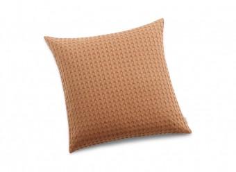 Biederlack-Dekokissen-Pillow-ochre
