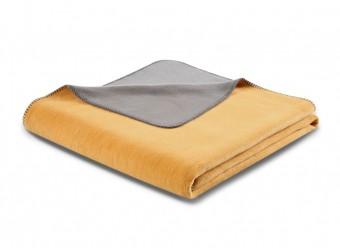 Biederlack-Plaid-Duo-Cotton-antique-basalt