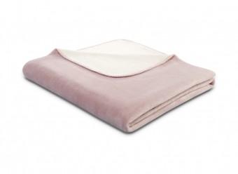 Biederlack-Plaid-Duo-Cotton-lotus-pergament