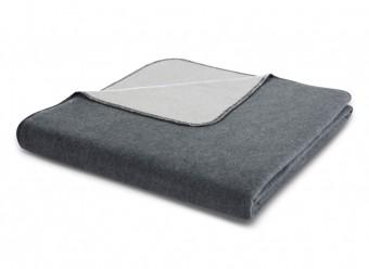 Biederlack-Plaid-Green-Line-dark-grey-silver