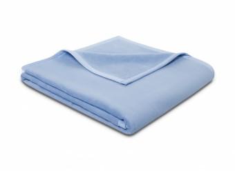 Biederlack-Plaid-Pure-Cotton-hellblau