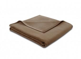 Biederlack-Plaid-Pure-Cotton-schoko