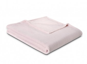Biederlack-Plaid-Soft-&-Cover-rose