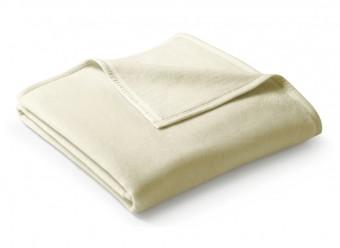 Biederlack-Plaid-Uno-Cotton-natur