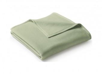 Biederlack-Plaid-Uno-Cotton-salbei