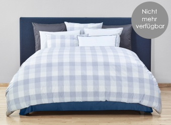 Christian-Fischbacher-Quadrato-Renforcé-blau