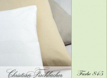 Christian-Fischbacher-Bettwäsche-Uni-Satin-Pastellgrün