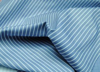 Christian-Fischbacher-Bettwäsche-Streifen-Fil-a-Fil-blau---weiß