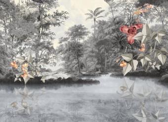 Christian-Fischbacher-Tapete-Newtopia-grau