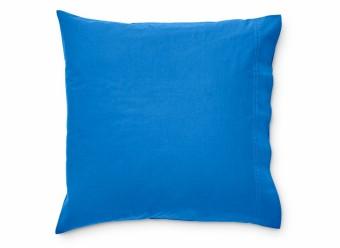 decode by luiz Bettwäsche ten Perkal vibrant blue