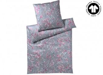 Elegante-Bettwäsche-Eukalyptus-Satin-pink