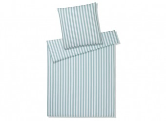 Elegante-Bettwäsche-Classic-Stripes-salbei