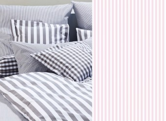 Elegante-Bettwäsche-Classic-Stripes-small-rosa
