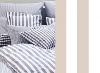 Elegante-Kinderbettwäsche-Classic-Stripes-sand