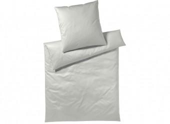 Elegante-Bettwäsche-Solid-Satin-beige