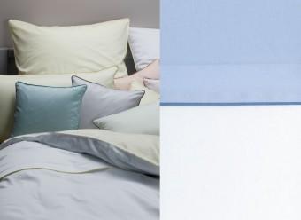 Graser-Solo-Mio-Feinsatin-weiß-bleu-friesenblau