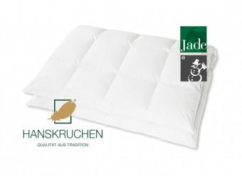 Hanskruchen Daunen Bettdecke Jade Warm