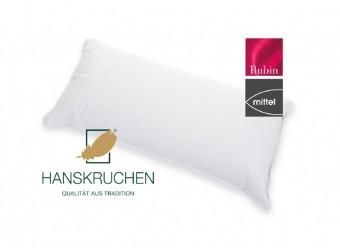 Hanskruchen-Kissen-Rubin-mittel