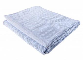 Hinterveld-Wollplaid-Protea-dusk-blue