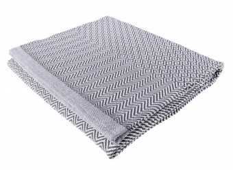 Hinterveld-Wollplaid-Protea-steel